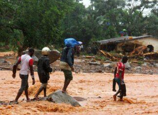 Iran Condoles with Sierra Leone over Deadly Landslide