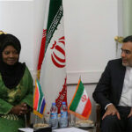 Iran, South Africa Hold Joint Political Commission Meeting in Tehran