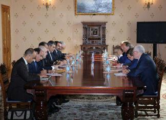 Iranian, Russian, Iraqi Deputy FMs Hold Trilateral Meeting