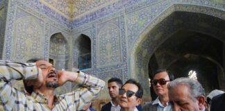 South Korean Speaker Visits Historic Sites of Isfahan