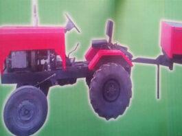 Mini-Tractor -Gardening