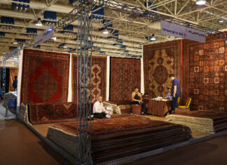 Tehran Carpet Exhibition; A Show of Culture, Art and Trade