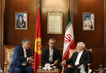 Kyrgyzstan Ready to Expand Cooperation with Iran: FM