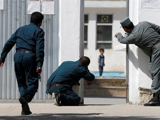 Deaths feared as gunmen storm mosque in Kabul