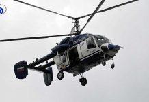 """شركة روسية تختبر مروحياتها """"كا 226 تي"""" في إيران"""