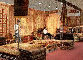 طهران تحتضن المعرض الدولي للسجاد والموكيت