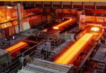 زيادة حجم صادرات الفولاذ الايراني الى الدول العربية