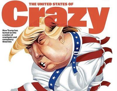 هجویه نشریات معتبر جهانی بر سیاستهای ترامپ