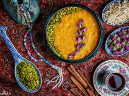A Look at Ten Delicious Iranian Desserts