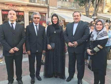 مشاركة ايرانية بمهرجان