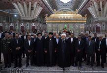 الرئيس الايراني .. الحكومة جاهزة وأكثر من السنوات الاربع الماضية لقيادة البلاد