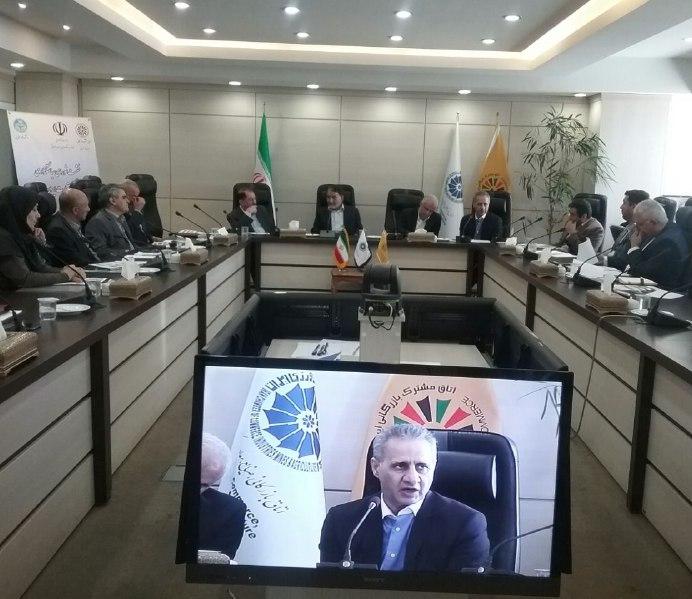 قريبا .. اقامة مؤتمر للتجارة بين ايران والعراق في طهران