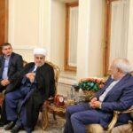 Iran FM Holds Talks with Grand Mufti of Caucasus