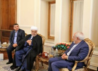 Iran FM Holds Talks with Grand Mufti of Caucasus