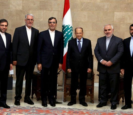 مساعد وزير الخارجية الايراني في لبنان