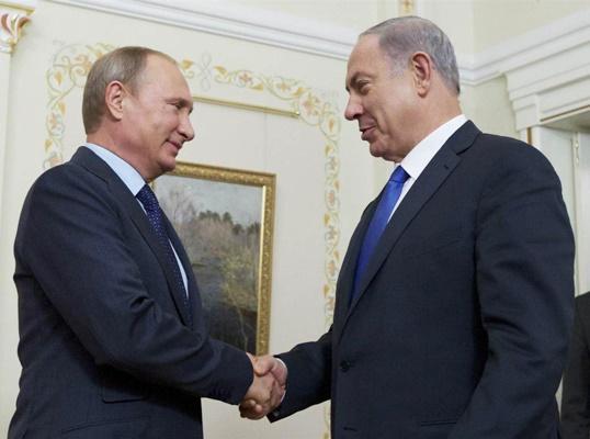 'Israel Using Russia as Buffer between Iran, Occupied Territories'