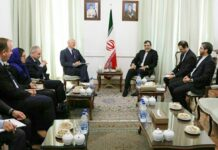 Iranian Diplomat, UN Envoy Discuss Obstacles to Syria Peace