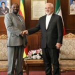 Iran FM Holds Talks with Ghanaian, Zimbabwean Officials