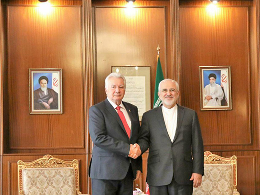 Budapest Eager to Promote Agricultural Ties with Tehran