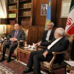 Iranian, Kazakh FMs Stress Expansion of Ties