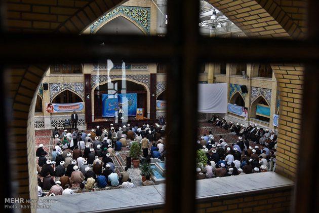 """افتتاح العام الدراسي الجديد في حوزة """"خراسان"""" الدينية1"""
