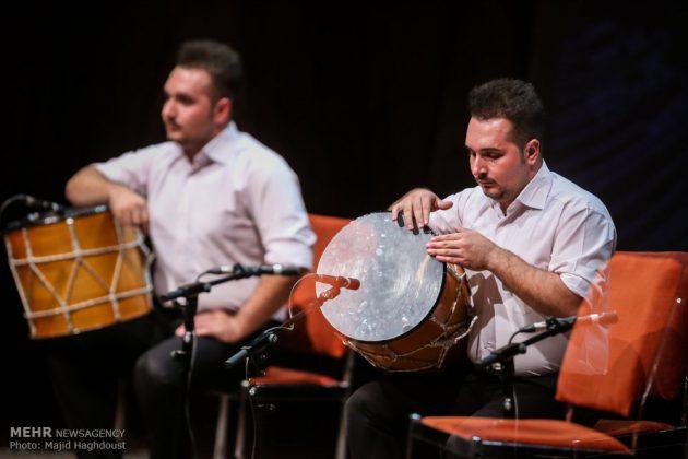 طهران .. المهرجان الوطني لموسيقى الشباب 1