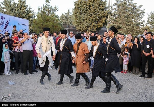Fifth Urmia Grape Festival Underway in Northwestern Iran 1