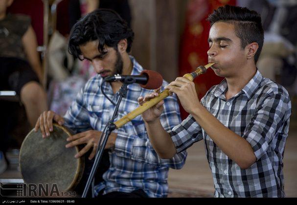 """مهرجان """"الطنبور"""" فی کرمانشاه الايرانية1"""