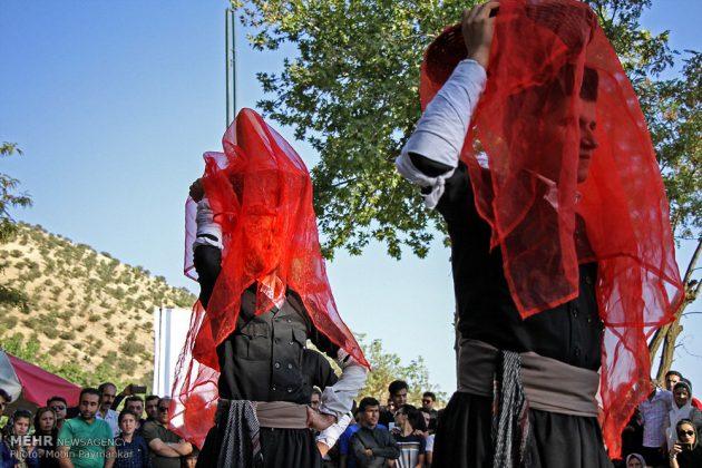 """مهرجان """"مريوان"""" لمسرح الشارع 1"""
