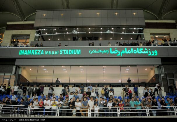 Modern 'Emam Reza' Stadium Officially Opened in Iran's Mashhad1