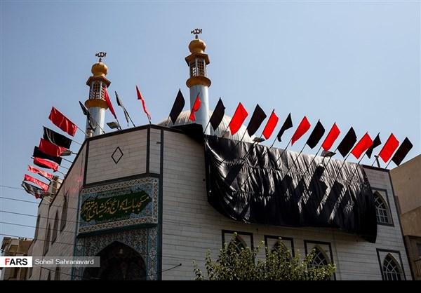 طهران تلبس ثوب الحزن بمناسبة عاشوراء 1