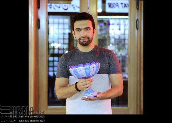 اصفهان مدینة الصناعات اليدوية 1