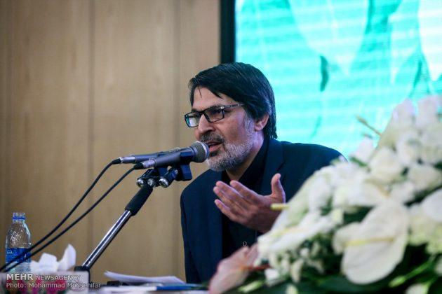 """مراسم تأبين وزير الخارجية الايراني الاسبق """"ابراهيم يزدي""""10"""