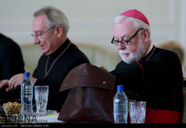 وزير خارجية الفاتيكان .. دعمنا ومازلنا ندعم الاتفاق النووي 10