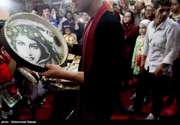 جرجان الايرانية تحتضن مهرجان القوميات 10