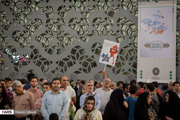 طهران .. إحتفال عيد الغدير 10