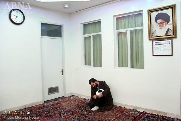 مراسم اعتمار العمامة في عيد الغدير10