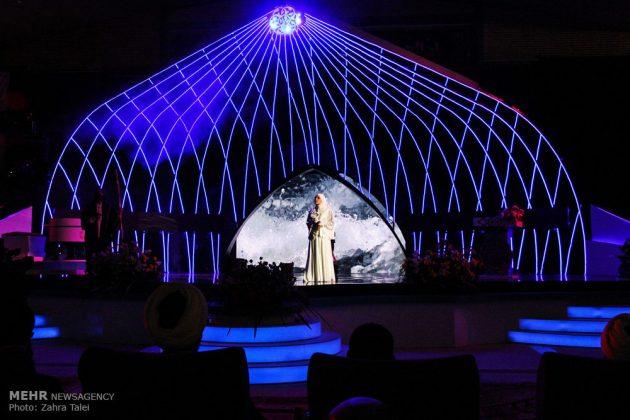 إفتتاح مسابقات قرآنية خاصة للنساء الايرانيات10