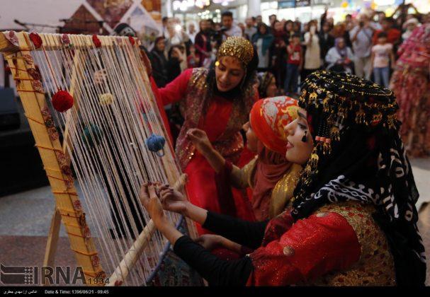 """طهران تستضيف """"امسية كردستان"""" الثقافية 10"""