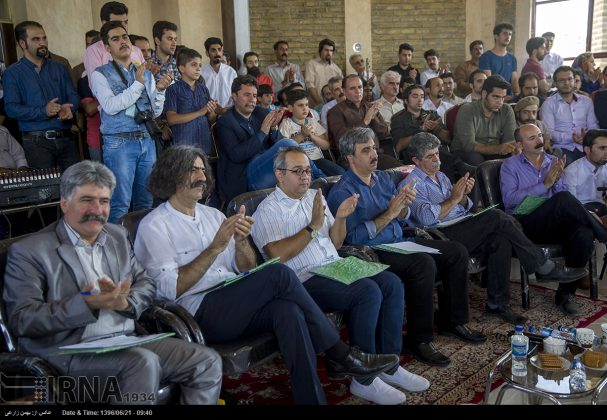"""مهرجان """"الطنبور"""" فی کرمانشاه الايرانية10"""