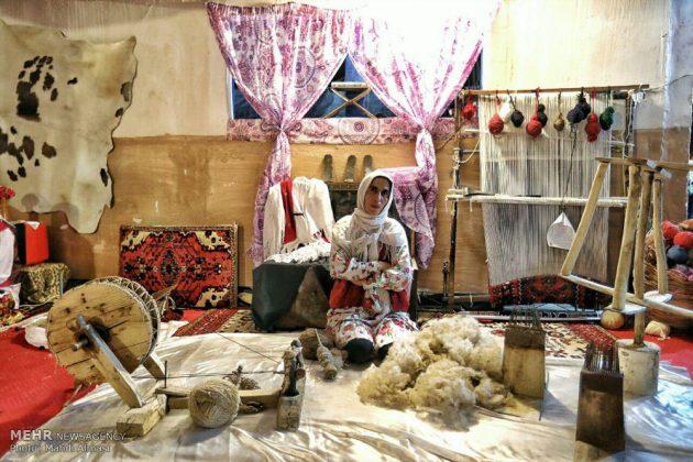 """مهرجان """"القرية"""" في """"زنجان"""" الإيرانية 10"""