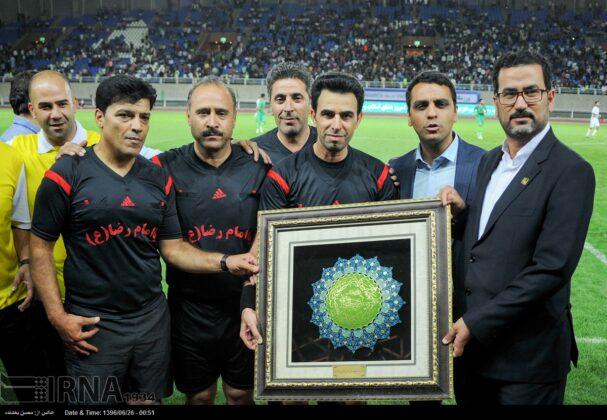 Modern 'Emam Reza' Stadium Officially Opened in Iran's Mashhad10