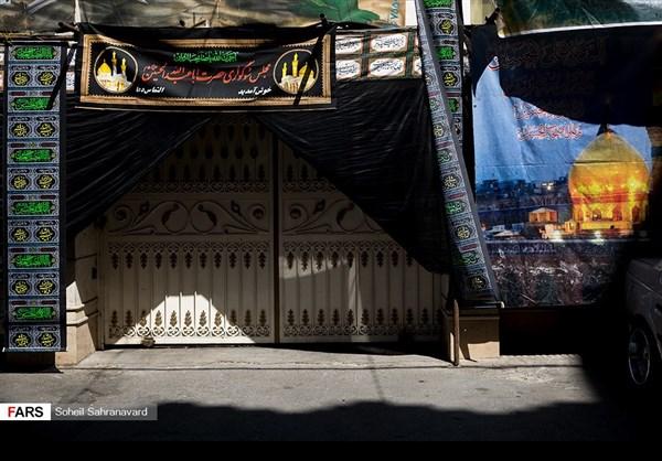 طهران تلبس ثوب الحزن بمناسبة عاشوراء 10