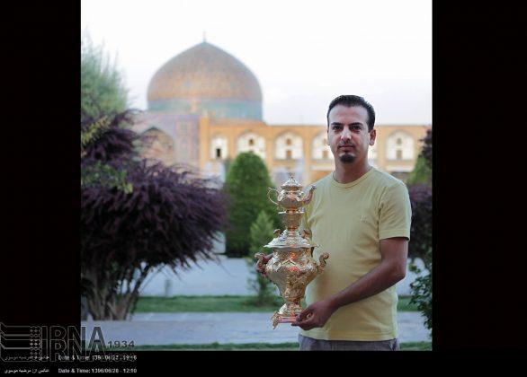 اصفهان مدینة الصناعات اليدوية 10