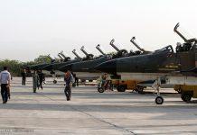"""مناورات القوات الجوية الإيرانية في """"بندرعباس""""10"""