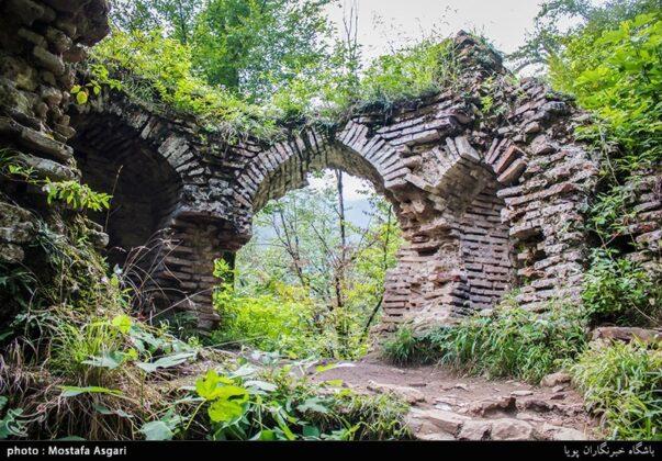 Iran's Beauties in Photos: Enchanting Rudkhan Castle10
