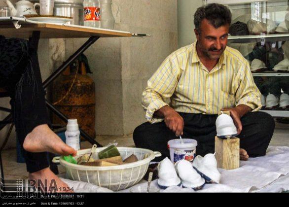 الصناعات الیدویة فی کردستان الايرانية 10