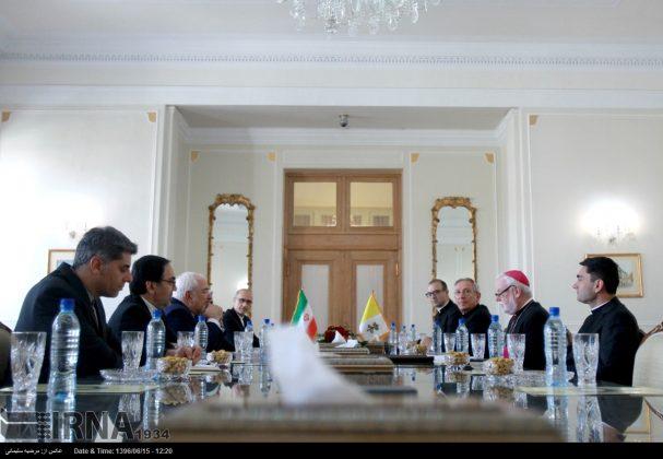 وزير خارجية الفاتيكان .. دعمنا ومازلنا ندعم الاتفاق النووي 11