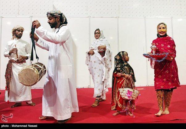 جرجان الايرانية تحتضن مهرجان القوميات 11