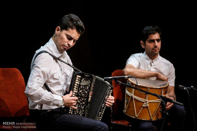 طهران .. المهرجان الوطني لموسيقى الشباب 11